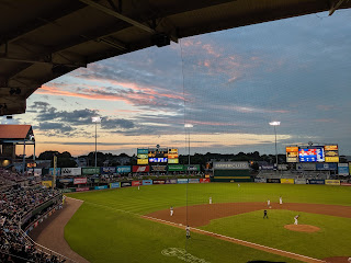 a night at McCoy in 2019