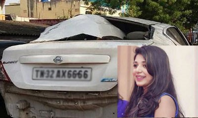 Kannada TV actor Rekha Sindhu died in car accident what happen