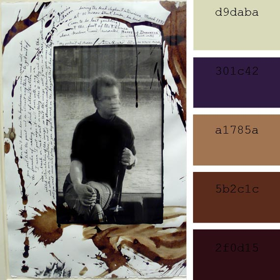 #PantoneColor of the day, lion #ColorPalette, peter beard photos