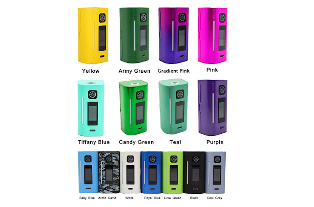 It's time to purchase asMODus Lustro Box Mod now!