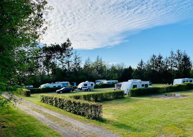 Glyngøre camping Roslev