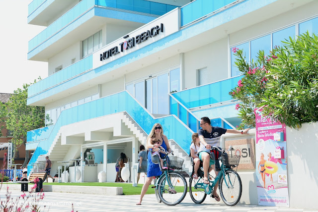 Club Family Hotel Tosi Beach