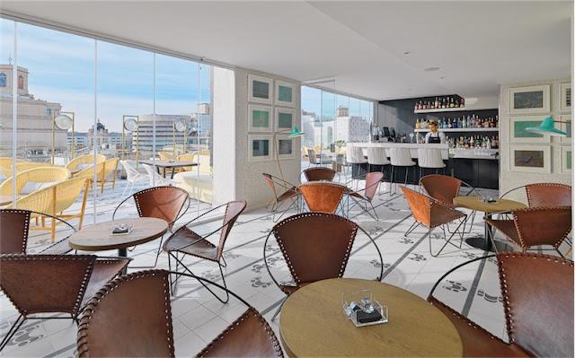 Cubik Hotel Barcelona atik chicanddeco
