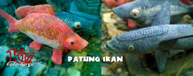 Patung Ikan