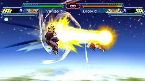 Dragon Ball Z: Shin Budokai Another Road Download ISO PSP