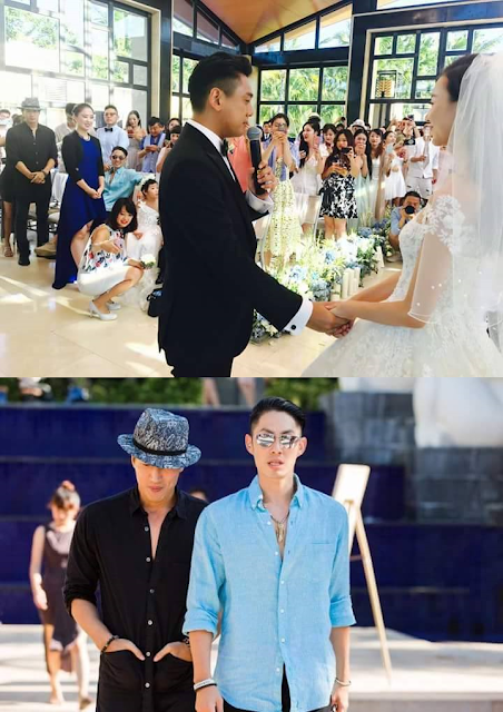 Jerry Yan, Vanness Wu Reunited At Ken Chu's Wedding Held in Bali