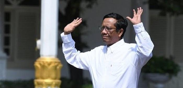 Presiden PKS Sedih, Jokowi Dan Mahfud Tak Bisa Perbaiki Penegakan Hukum Di Indonesia