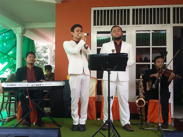 HP. 0857-9999-1272 (M3) : Hiburan Nasyid Islami / event / wedding | Syahdu Nasyid - Wedding Himawan & Kenuk