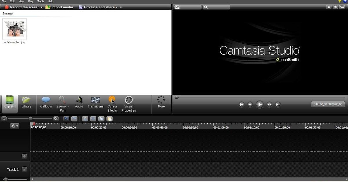 Camtasia Studio 7 Video Editing & Screencasting Software Review