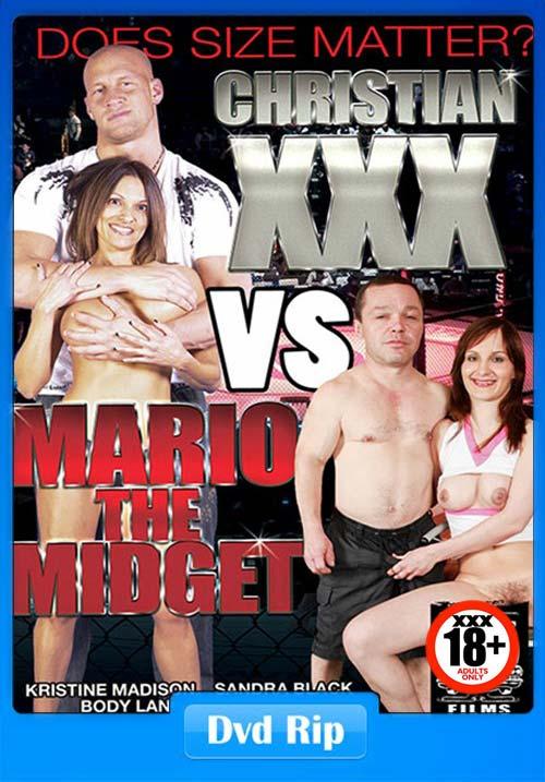 [18+] Christian XXX Vs Mario The Midget Adult DVDRip x264
