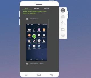2 Cara Gampang Merekam Layar Android dari PC