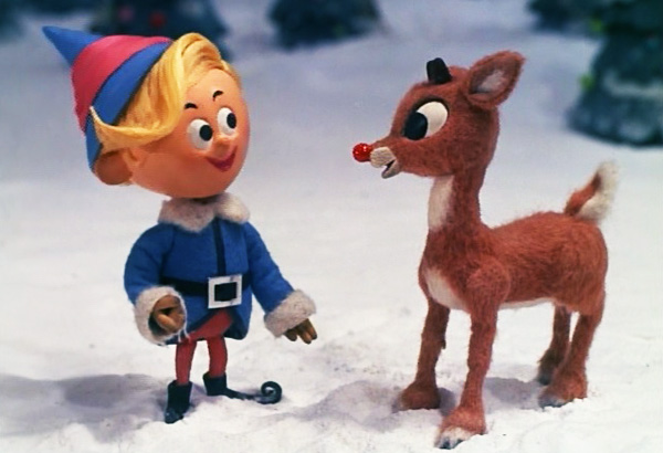 rudolph the red nosed reindeer on tv