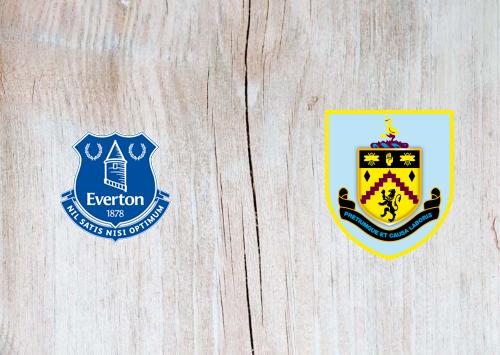 Everton vs Burnley -Highlights 26 December 2019
