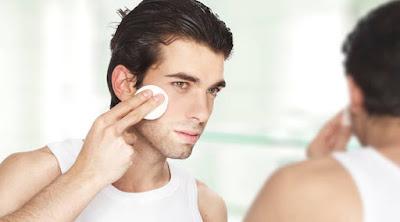 9 مشاكل للبشرة.. تغلب عليها بحلول سهلة رجل العناية بالبشرة تجميل man skin care beauty