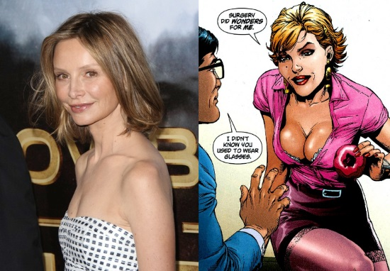 CALISTA FLOCKHART SERÁ CAT GRANT EN SUPERGIRL