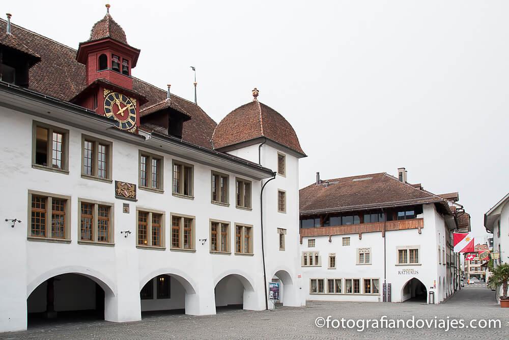 ayuntamiento de Thun (rathaus)