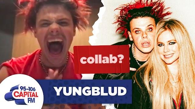 Yungblud confirma colaboración con Avril Lavigne