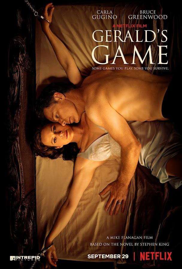 El juego de Gerald Poster