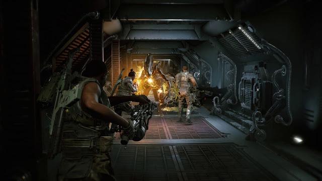 Imagem do Aliens: Fireteam Elite