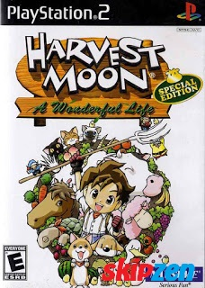 Harvest Moon A Wonderful life High Compressed