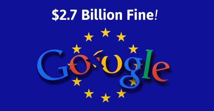 google-antitrust-Europe-fine