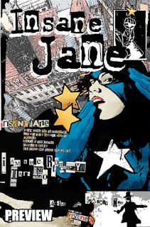 Insane Jane - Cover