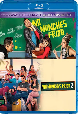 No Manches Frida SAGA BDRip HD 1080 Latino