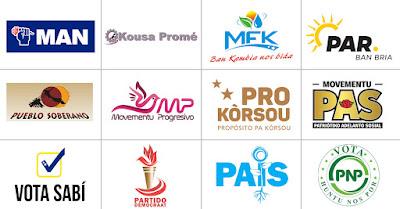 Afbeeldingsresultaat voor verkiezingen curacao