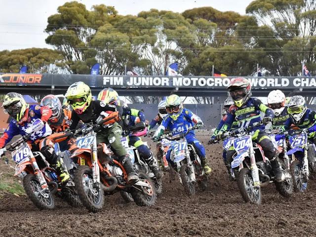 Μεγαλόπολη: Παγκόσμιο Πρωτάθλημα Junior Motocross 2021