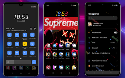Theme Supreme Plus