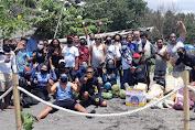 P3LS memantik masyarakat untuk membuat gerakan bersih-bersih perairan di NTB