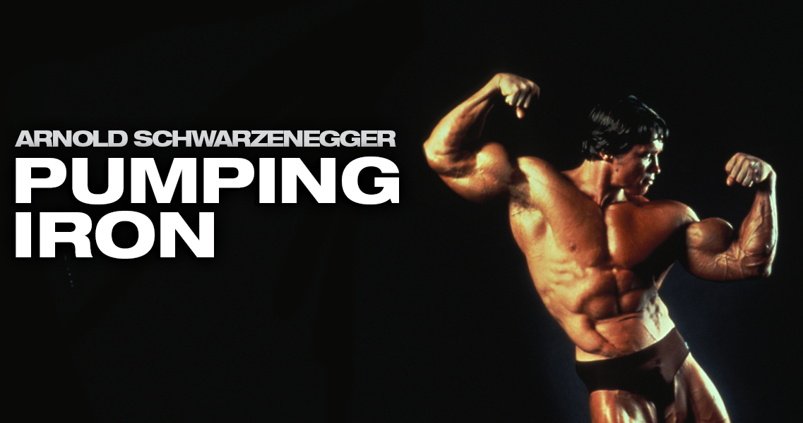 Pumping Iron Digital HD Giveaway!
