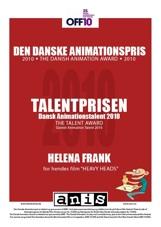 Helena Frank Talentprisen Anis