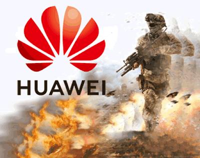 منتجات شركة هواوي الصينية تواجه مقاطعة غربية