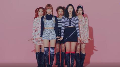 Teaser Kedua Twice Lagu Knock Knock