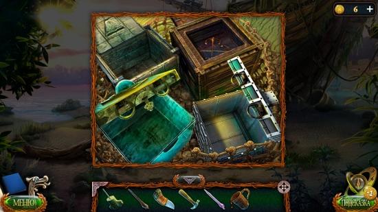 вынимаем символ из ящика в игре затерянные земли 4 скиталец