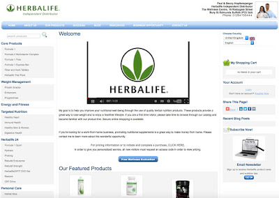 Herbalife UK Online Store