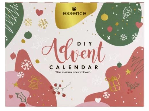 Essence DIY Advent Calendar - The Christmas Countdown 2020