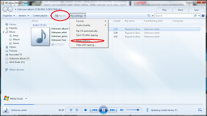 2 Cara Convert CD Audio Ke MP3 Paling Mudah