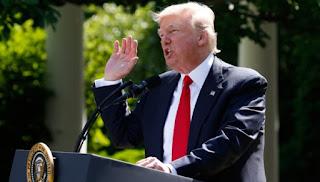 Trump Sebut Kesabaran untuk Korea Utara Sudah Habis