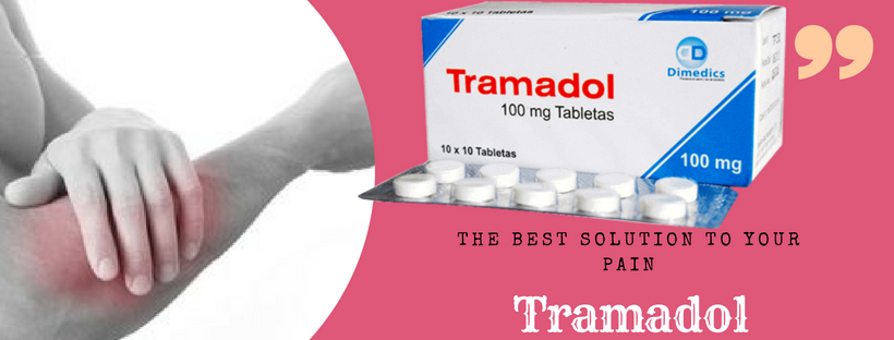 how does tramadol work on pain pills