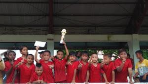 Redam Tim Maesa Sulut,  Panther Bahu FC Jawara Open Tournament Sepakbola 'Udin' KU-10