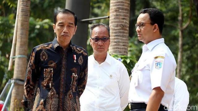 IPW Curiga Ada yang Sengaja Adu Domba Anies untuk Menggulingkan Pemerintahan Jokowi