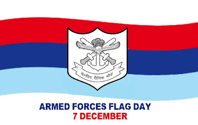 Armed Forces Flag Day 2020
