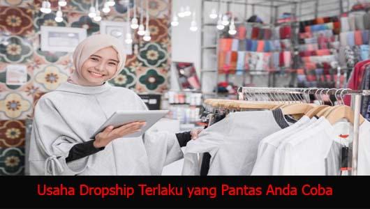 Usaha Dropship Terlaku yang Pantas Anda Coba