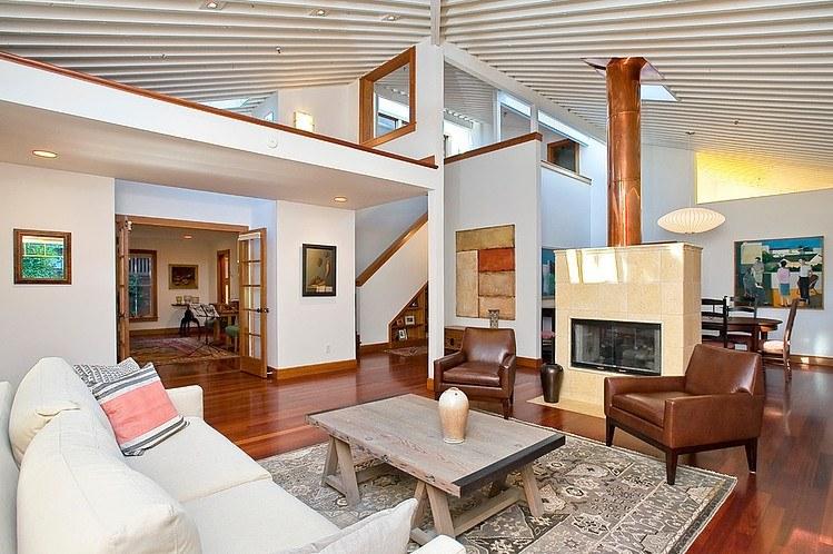 Desain+Rumah+Kayu+Cantik+nan+Mewah+di+California+5