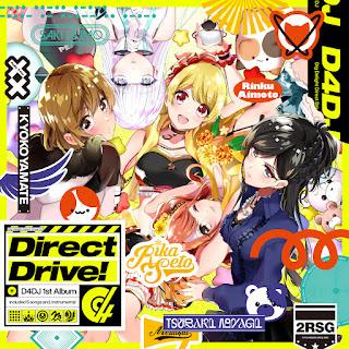 D4DJ - Direct Drive! [Album] 2020.04.22 [FLAC]