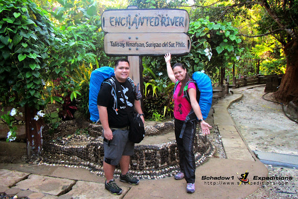 Hinatuan Enchanted River - Schadow1 Expeditions