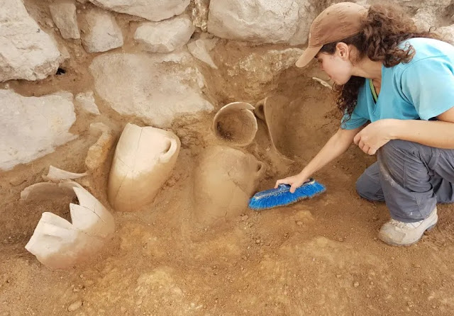 Archaeologists uncover biblical town of Ziklag