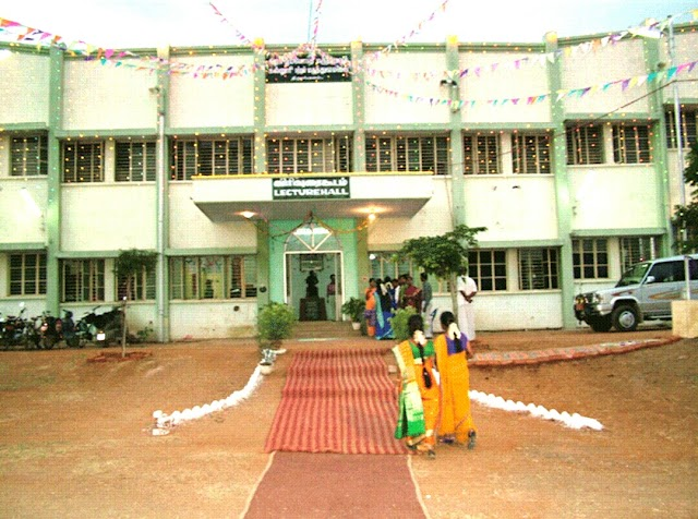 Indicate the Date for Opening of Building at GHMCH, Tirumangalam - Madras HC says Govt.
